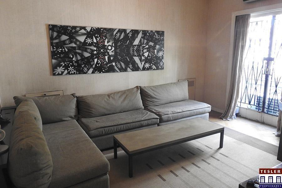 piso totalmente reciclado a nuevo con excelentes detalles de terminación - recoleta