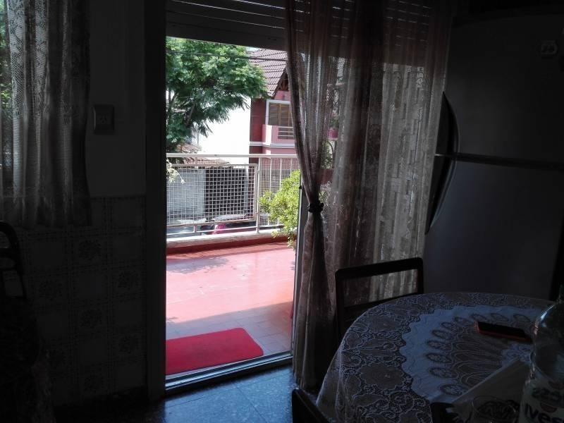 piso unico 4 ambientes 2 baños * patio*balcón*tza* liniers