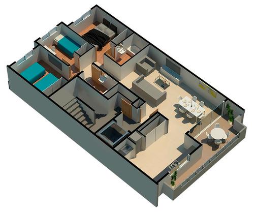 piso unico devoto bermudez 2900- 4 amb c/ coch optativa- 4to