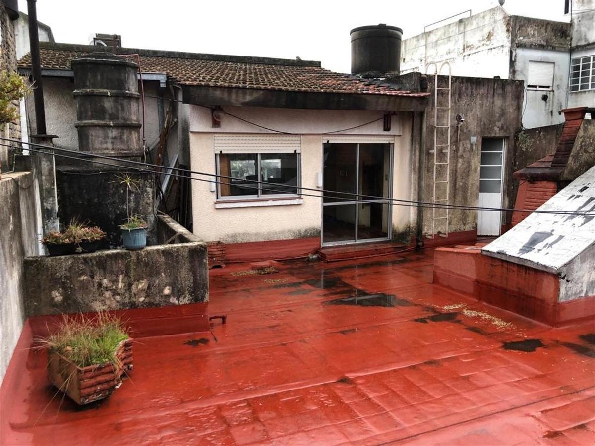 piso unico entrada independiente terraza quincho