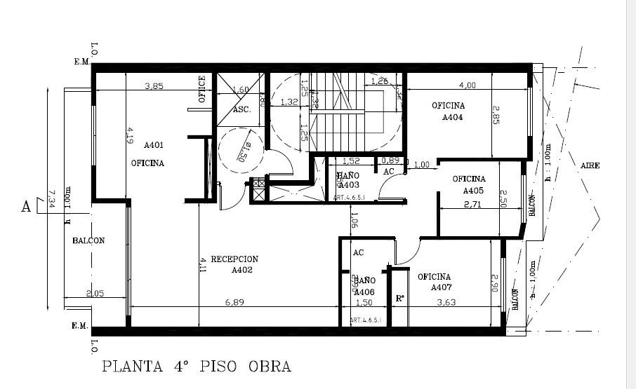 piso unicos devoto bermudez 2900- 3amb reservado