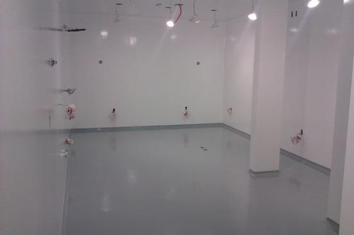 piso vinilico en rollo antibacterial