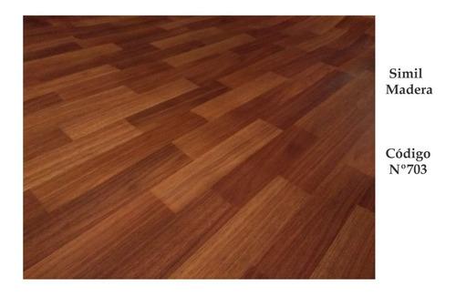 piso vinilico en rollos 0.7 mm simil madera granito textura