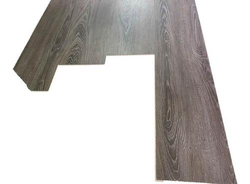 piso vinilico sistema click 4 mm