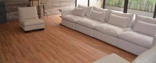 piso vinilico tipo madera