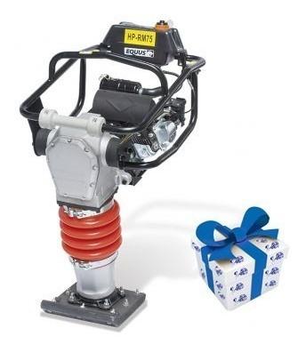 pison compactador pata pata equus rm75 con ruedas + regalo !