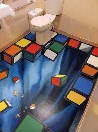 pisos 3d porcelanato liquido