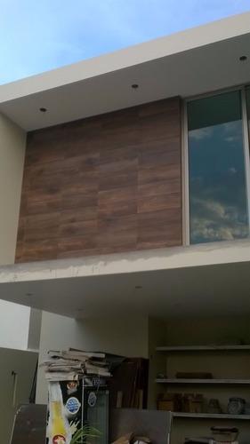 pisos cerámico tipo madera de 24x72