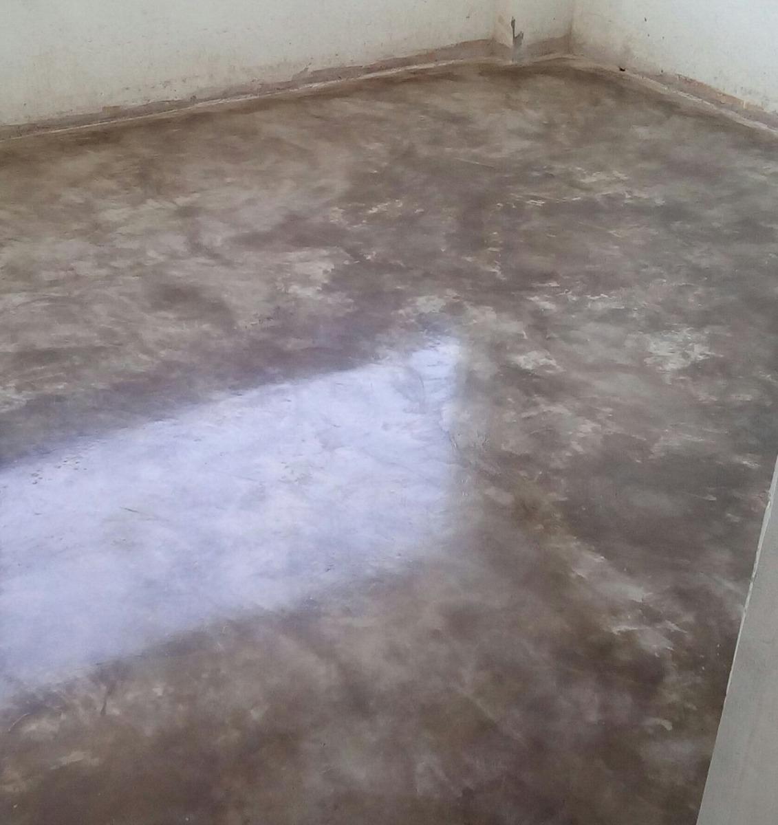 Pisos cocinas lavamanos en cemento pulido cristalizado - Lavamanos sin instalacion ...