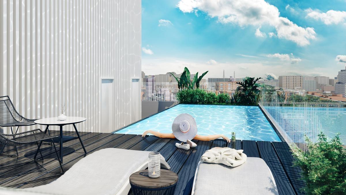 pisos de 4 ambientes con dependencia de 205m2 en belgrano