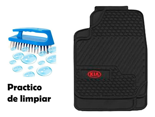 pisos de auto tipo kia pvc/tapiz/protector/suelo