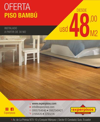 pisos de bambu barredera granito ceramica