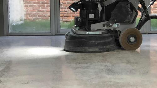 pisos de cemento