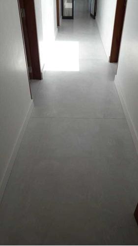 pisos de cemento alisados y imitacion al terrazo
