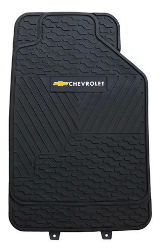 pisos de goma marca chevrolet para vehículos // envío gratis