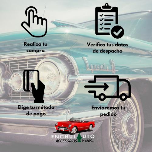 pisos de goma marca toyota para vehículos // envío gratis