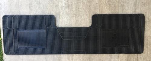 pisos de goma para autos