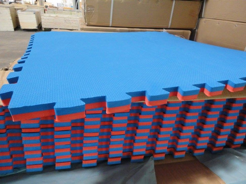 pisos de goma tatami importado / delivery gratis