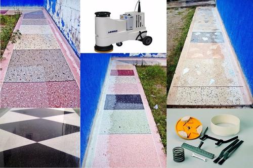 pisos de granito, emplomado, cristalizado, gravilla, rodapie