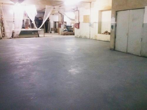 pisos de hormigón industriales alisados/llaneados