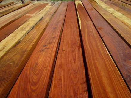 Pisos de madera duela solida de machiche en - Duelas de madera ...