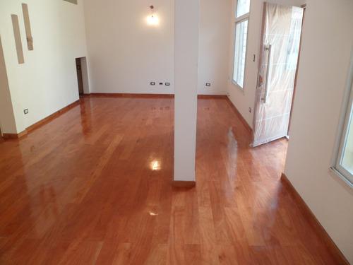 pisos de madera, exclusivo sistema prefinished listo p/trans