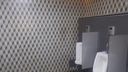 pisos de mosaico terracota