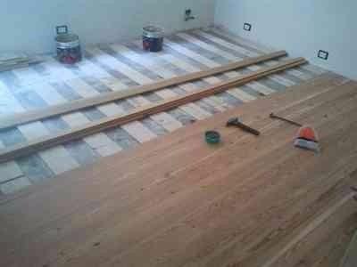 pisos de pinotea seleccionada