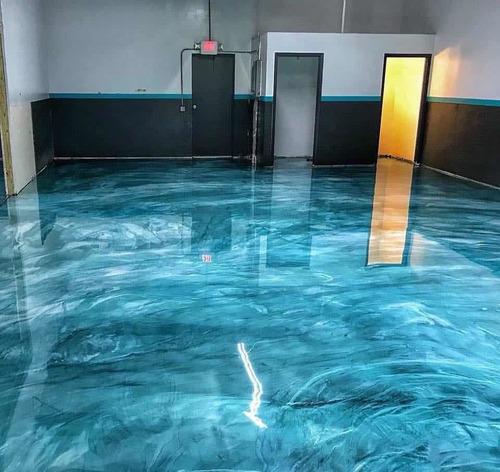 pisos de resina epoxica, interior y exterior.