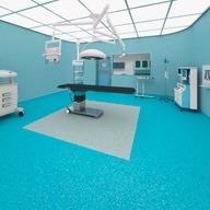 pisos de vinil hospitalarios conductivos comerciales