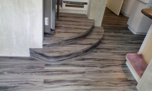 pisos de vinil laminados  flotantes de madera