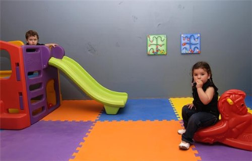 pisos encastrables de goma eva! 1x1 11mm
