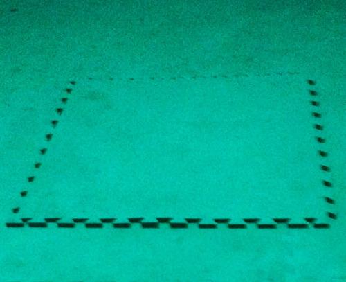 pisos eva tatami 100% sin plomo el más fuerte reverso panal