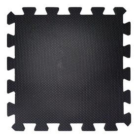 Pisos Goma Eva 50x50cm 10mm Fabricantes Gris Negro Blanco