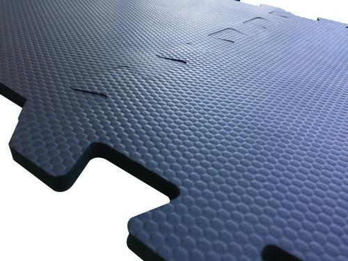 pisos goma eva oferta 100x100 cm x 10 mm color negro primera