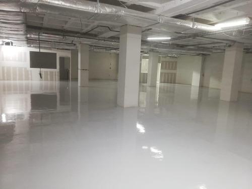 pisos industriales epoxicos y poliuretanos