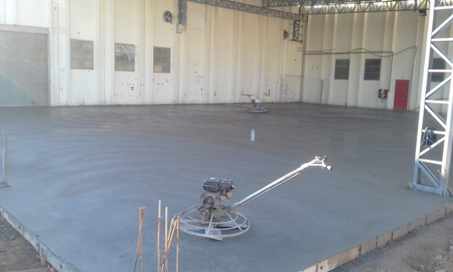 pisos industriales-llaneado-alisado