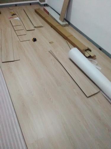 pisos laminados flotante de madera parquetek