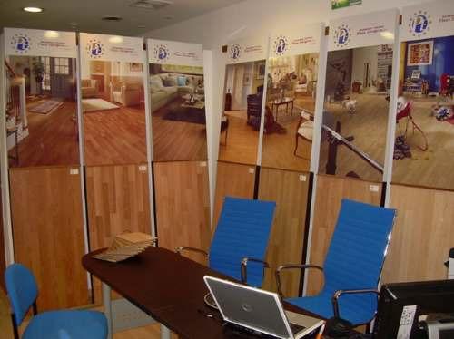 pisos laminados flotante madera parquet aqua stop instalados