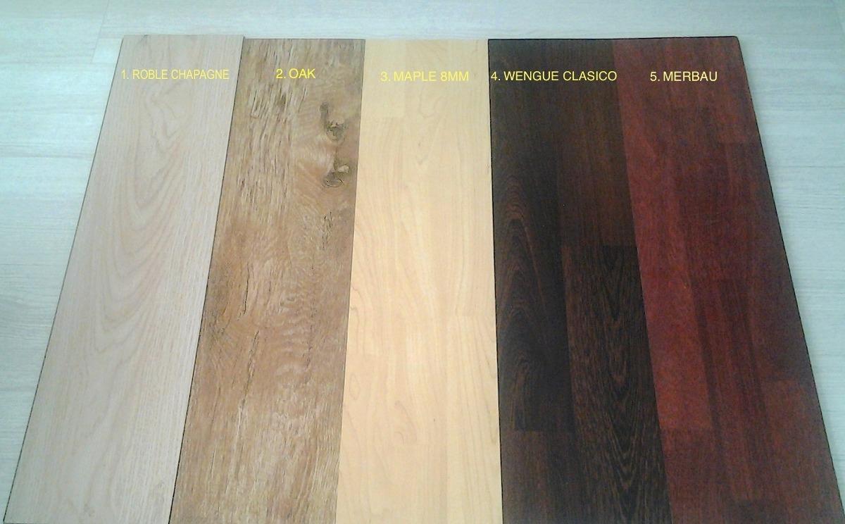 Pisos laminados flotantes de madera al mejor precio bs for Piso laminado de madera