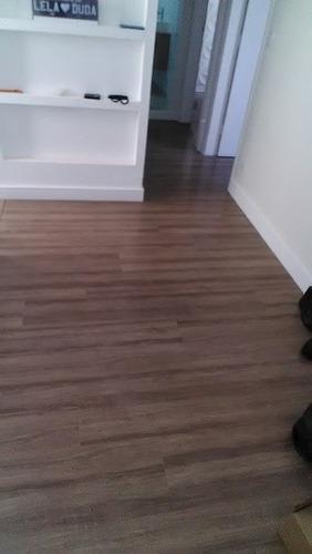 pisos laminados manutenção