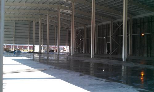 pisos llaneados-alisados-ingeniería en hormigón - pavimentos