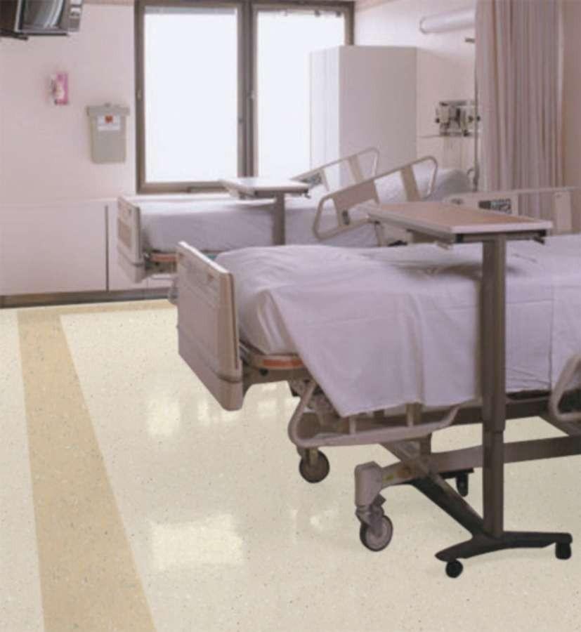 Pisos para clinicas hospitales laboratorios y otros - Piso de vinil en rollo ...