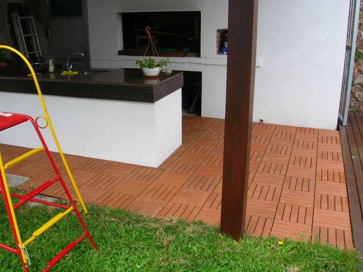 Pisos para patios terrazas techos y azoteas con membrana for Pisos de patio