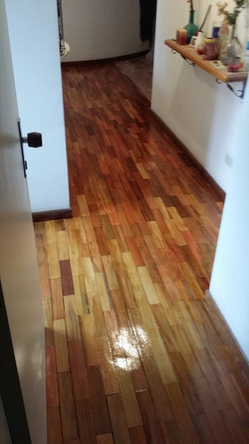 pisos parquet mantenimiento