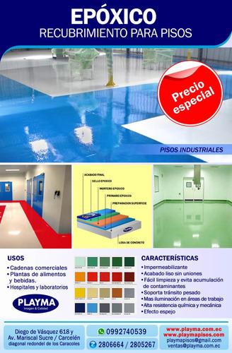pisos, pintura epoxica 2806664 impermeabilizacion quito