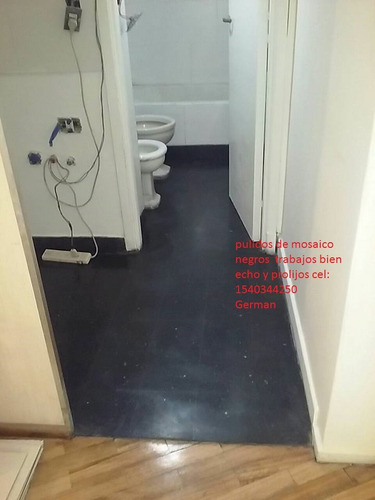 pisos plastificado pulido