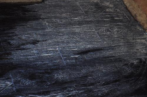 pisos revestimientos símil madera color habano
