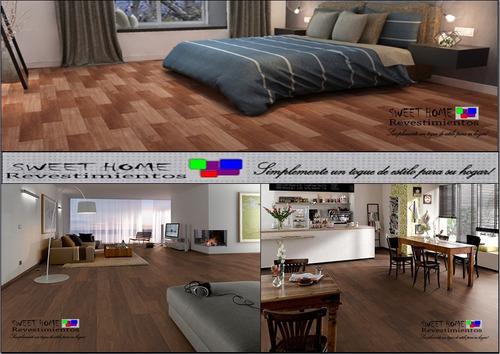 pisos vinilicos - piso vinilico - 2 metros de ancho