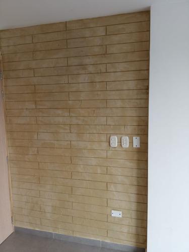 pisos y paredes estampados